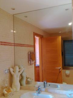 1 of 3 bathrooms