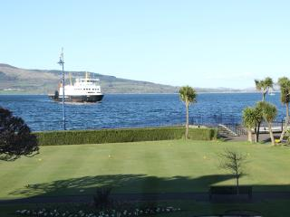 Rothesay Holiday Apartment with amazing sea views