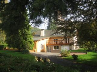 Maison de vacances en Alsace Le Wineck ****