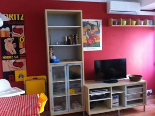 Apartamento primera linea de playa, Torredembarra
