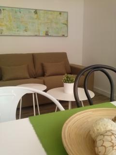 Salón comedor (sillón cama)