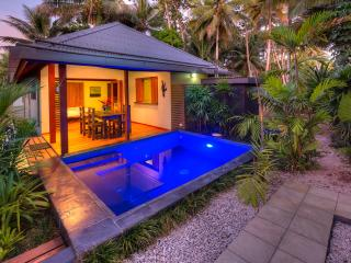 Coral Lagoon Beach cottage, Korolevu