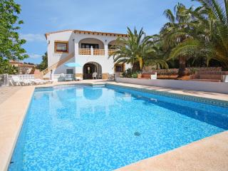 6 bedroom Villa in Calpe, Valencia, Spain : ref 5487630