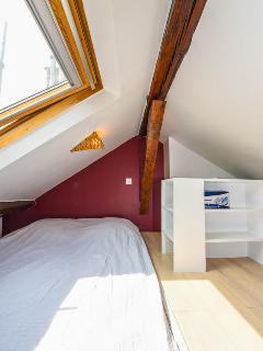 2nd floor, mezzanine-bedroom