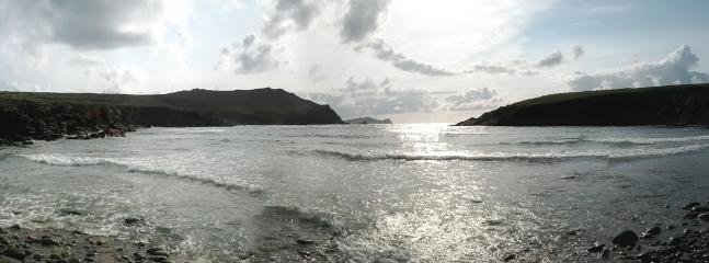 Cloghar beach