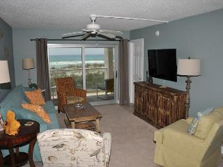 Feb $125/nt. Just Beachy! Gulf-front Regency Towers 2-br, Pensacola Beach