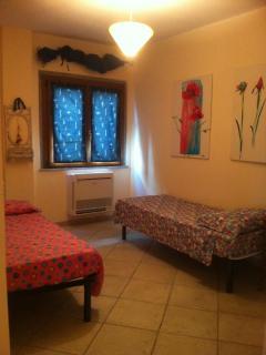 Camera da letto (letti singoli o matrimoniale)