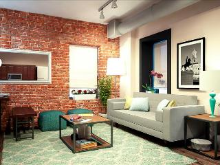 .Amazing Two Bedroom Loft Penthouse. Best Location - Book TODAY!, Nashville