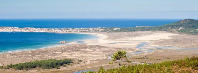La laguna, Playa del Vilar