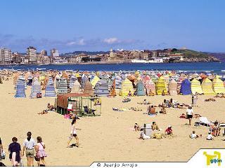 Gijon Playa San Lorenzo, Gijón