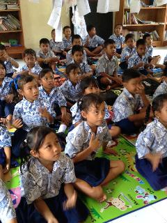 Local Village School - English Teaching Programme Volunteer -  Assist the teacher