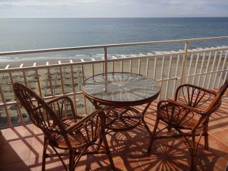 Stunning balcony sea view