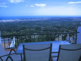 Apartment with Panoramic Views, Mijas Pueblo