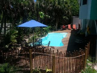 North Captiva Private Pool Home Shell Cottage