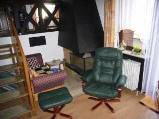 Vacation Apartment in Bad Wildbad - 538 sqft,  (# 7493)