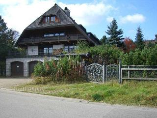 Vacation Apartment in Feldberg - 1453 sqft,  (# 7517), Neuglashutten