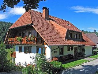 Vacation Apartment in Schramberg - 646 sqft, 2 bedrooms, max. 4 People (# 7697)