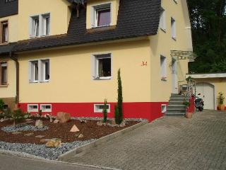 Vacation Apartment in Gengenbach - 592 sqft, 1 bedroom, max. 3 people (# 7699)