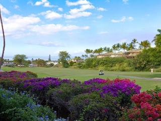 Golf Course Front + Ocean View 1BD Grand Champions, Wailea