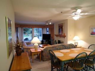 2 BR/2 Baths condo in Blueberry Hill, Whistler