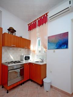 Best location in Supetar, Apartment 1 - Living room