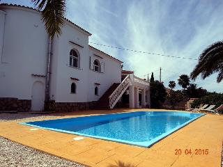 Villa Bozena con Wifi -Piscina privado 11 x 4,5 m, Els Poblets