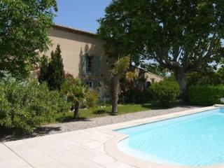 MAS avec piscine 9 personnes entre ISLE S/SORGUE, Cavaillon