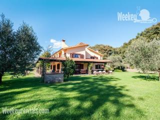 Villa Calandrina, Sutri