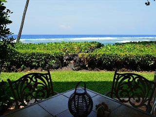 KKSR#3 DIRECT OCEANFRONT TOWNHOME!  Wifi, Amazing Location, Keauhou