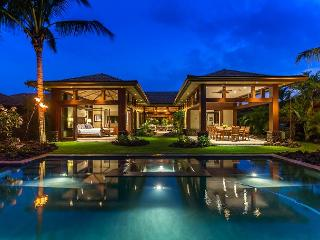 Hualalai 72-121 Pakui~contemporary Island Style Luxury Home~private pool