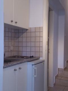 Ground floor kitchenette