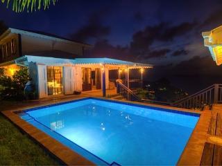 Pelican Peak Villa, Tortola