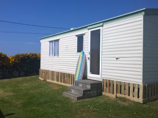 Seaview Caravan, Sennen, Cornwall