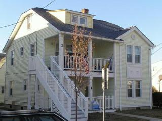 136 Central Ave. 1st Floor - Front, Ocean City