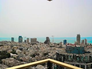 Dizingoff tower - can't beat that view, Tel Aviv