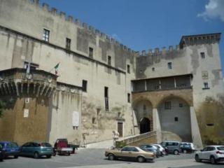 Dimora tipica nel Castello Orsini, Pitigliano
