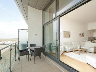 The Penthouse, Horizon View located in Westward Ho!, Devon