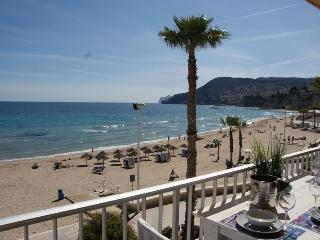 Luxury Beach Apartment first line Arenal beach, Calpe