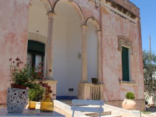 villa, Galatone