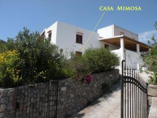 Villa di Lipari Isole Eolie - monolocale Mimosa