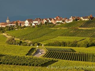 Gite au cœur du vignoble, Zellenberg