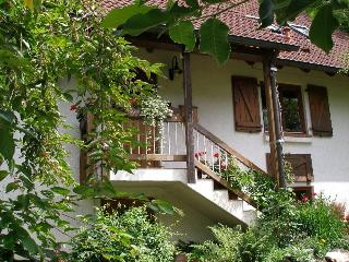 Vacation Apartment in Gengenbach - 732 sqft, 1 bedroom, max. 3 people (# 7764)