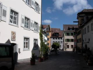 Vacation Apartment in Meersburg - 323 sqft, 1 living / bedroom (# 7772), Meersburg (Bodensee)