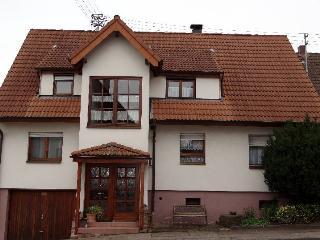 Vacation Apartment in Straubenhardt - max. 4 People (# 7777)