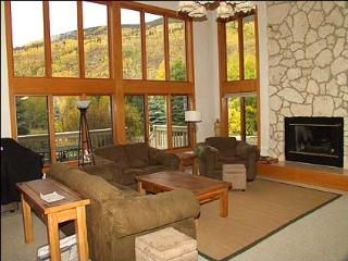 Impressive Mountain Home, Glorious Views (208207), Vail