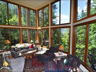 Large Custom Creekside Home, Stunning Forest Views (208136), Vail