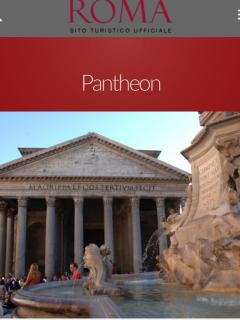 The Pantheon, almost 2000 years old, its dome is the world's largest unreinforced concrete structure