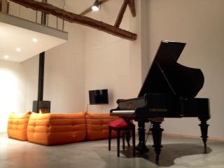 Ferme restaurée en LOFT + Jacuzzi, Wiers