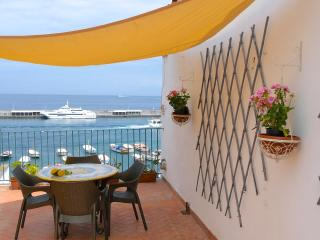 SEA VIEWS, NEW and CENTRAL, with TERRACE !, Capri