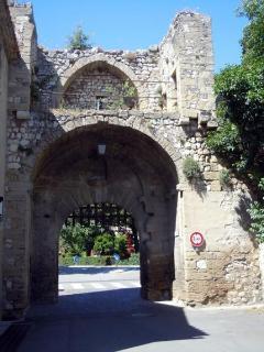 Porte d'Aurose